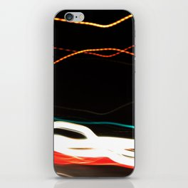 Nightlife Light (iPhone Cover) iPhone Skin