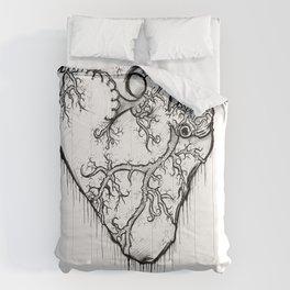 Heart Of Hearts: Outline & Stuff Comforters