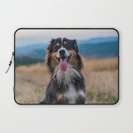 Australian Sheep Dog Laptop Sleeve