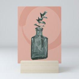 Eucalyptus Vase Mini Art Print