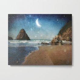Oregon Moondust Metal Print