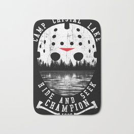 Hide and seek champion 1980 Bath Mat