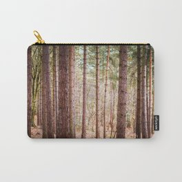Wilderness Wood Carry-All Pouch