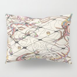 Dissection Point Pillow Sham
