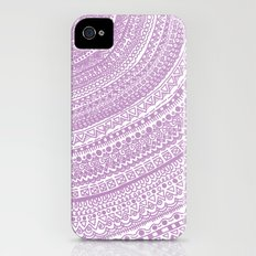 Pink Pulse o2. Slim Case iPhone (4, 4s)