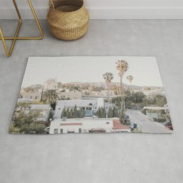 Hollywood California Rug