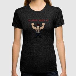 Bane's Gonna Wreck It T-shirt