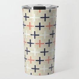 Midcentury Pattern 04 Travel Mug