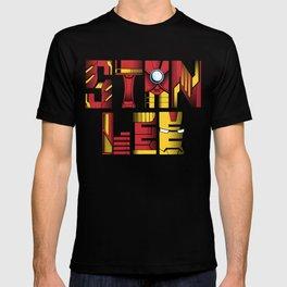 Stan Lee (Iron Man) T-shirt