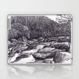 Black and White 6 Laptop & iPad Skin