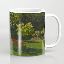 Lady in the Garden Coffee Mug