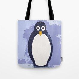 Penguin Village Tote Bag