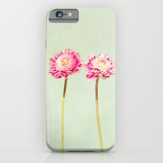 Flowers Two by Two iPhone 6s Slim Case