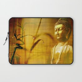 Sacred Buddha Laptop Sleeve