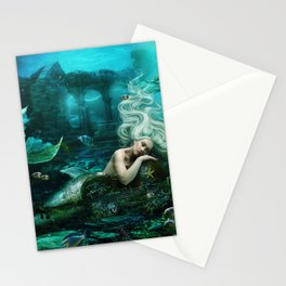 Part Of Your World Stationery Cards