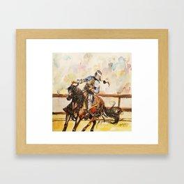 Arizona Renaissance Festival Framed Art Print