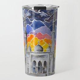 Jumeirah Mosque, Dubai, UAE Travel Mug