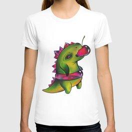 jelly dino T-shirt