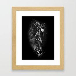 Rolling Thunder Framed Art Print