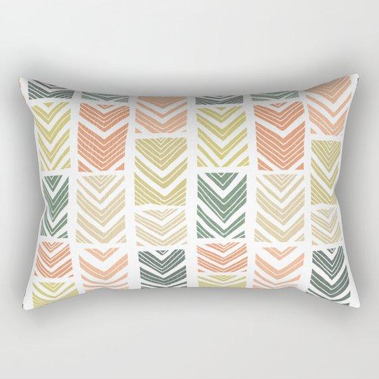 Sugar Wave Rectangular Pillow