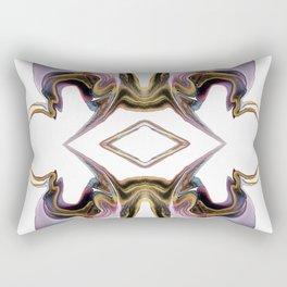 Royal Rhombus Rectangular Pillow