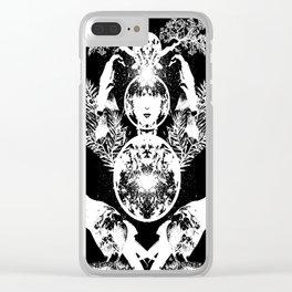 Mystic Clear iPhone Case