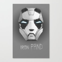 ironPAND Canvas Print