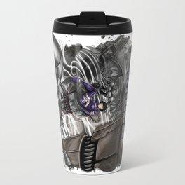 BounD Issue #2 Cover (large logo) Travel Mug