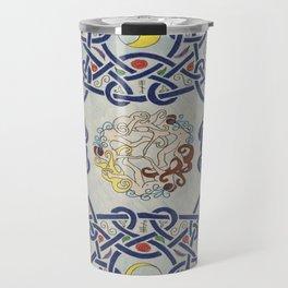 Life and Moon cycles  Travel Mug