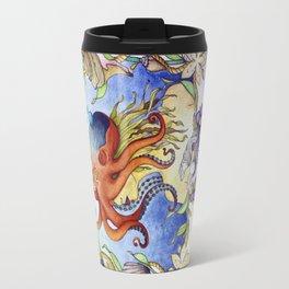 Octopus Wench Travel Mug