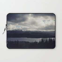 Late Winter in the Trossachs Laptop Sleeve