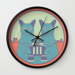 gemini Wall Clock