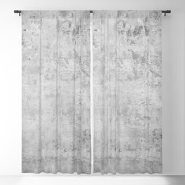concrete wall vintage grey background,  wall texture * Blackout Curtain