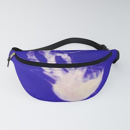 Dreamy Psychedelic Jellyfish Digital Art Fanny Pack