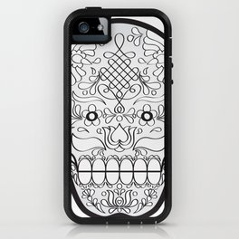 Matyo Skull iPhone Case