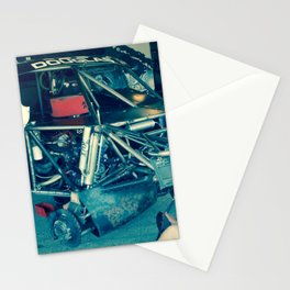 Dirty Job equals a Fast Truck Stationery Cards
