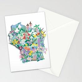 Wisconsin Wildflowers Stationery Cards
