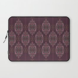 Vintage Burgundy vertical Laptop Sleeve