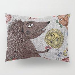 It's a Hedgehog! Pillow Sham