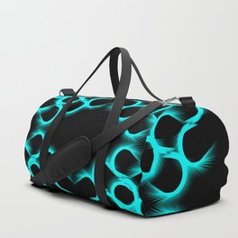 The Ice Serpent Duffle Bag