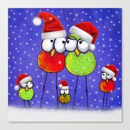 Tis' The Season Canvas Print