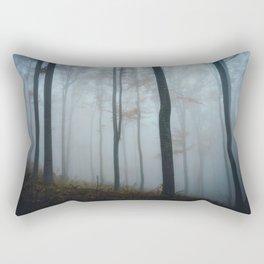 Foggy hug Rectangular Pillow