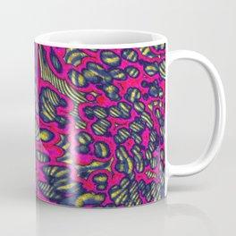 70´s chic Moire 1 Coffee Mug
