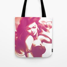 Pepper Dance Tote Bag