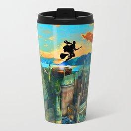 Hogwarts castle Travel Mug