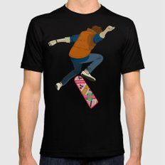 McFly MEDIUM Black Mens Fitted Tee