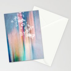 SQUARES DANCING Stationery Cards