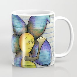 """Oh, Hey. It's You!"" Flowerkid Coffee Mug"