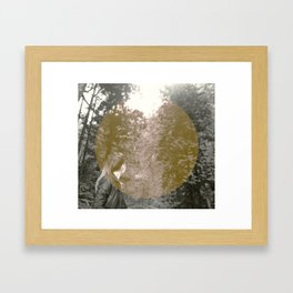 Adventure Seeker Framed Art Print