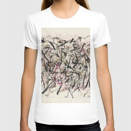 Jackson Pollock Untitled T-shirt